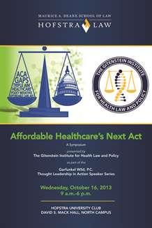 Healthcare's Next Act