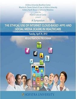 The Ethical Use of Internet Cloud-Based Apps and Social media (ICASM) in Healthcare