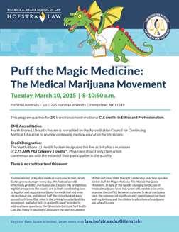 Puff the Magic Medicine